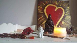 autel, ange