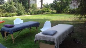 table, massage, reiki